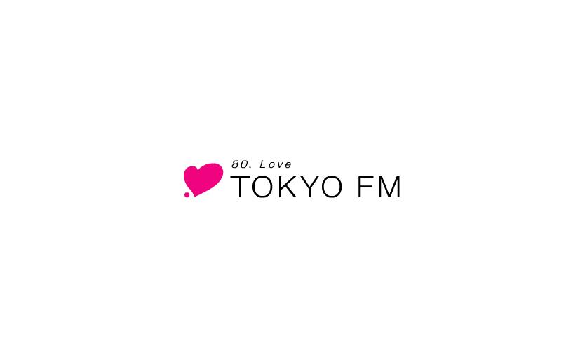 TOKYO FM 80.LOVE / logo width=