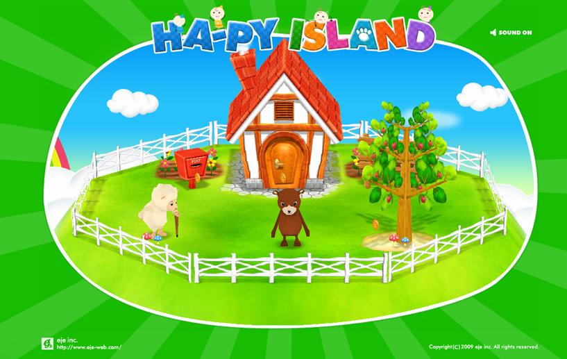 HA-PY ISLAND width=