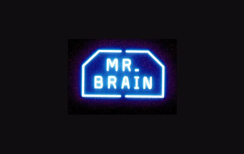 MR. BRAIN / logo width=