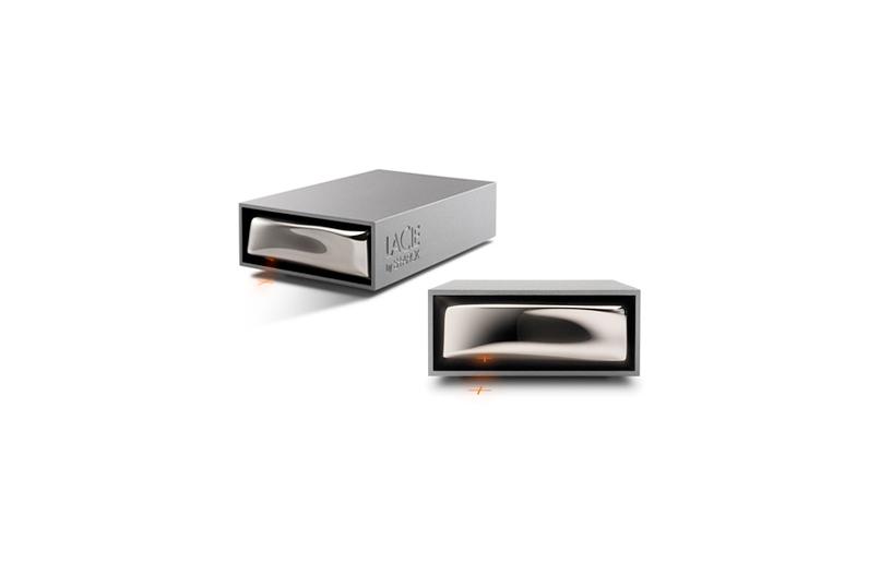 LaCie Starck Desktop Hard Drive width=