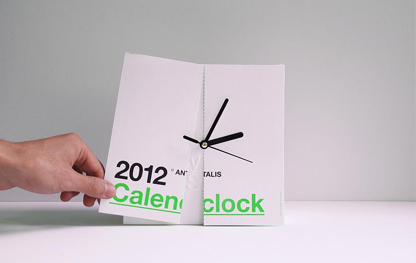 Antalis Calenclock 2012 width=