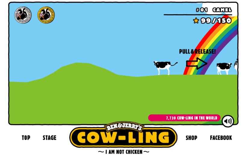 Ben & Jerry's COW-LING width=