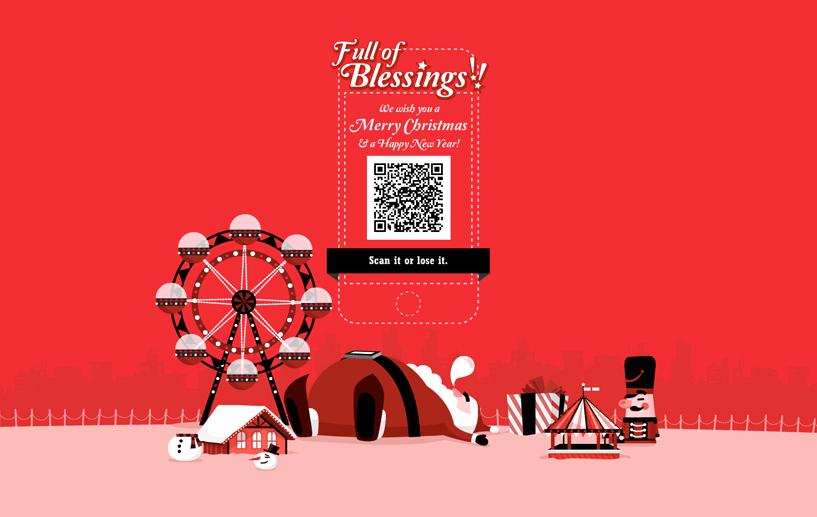 FULL OF BLESSINGS width=