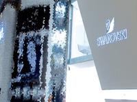 Swarovski stand at Basel World 2009