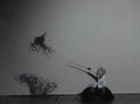 早乙女太一『龍と牡丹』内「剣舞/影絵」