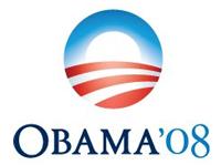 Obama '08 campaign logo