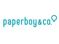 paperboy&co. / logo