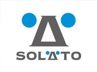 SOLATO 太陽石油 / logo