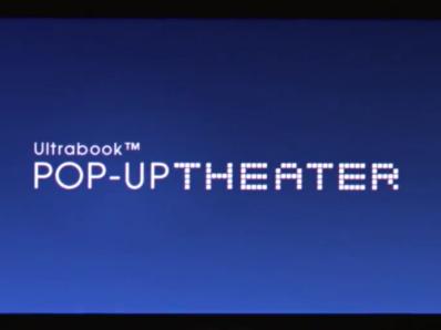 POP-UP THEATER