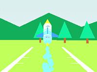 体験!水ロケットシミュレーション – JAXA 宇宙航空研究開発機構