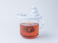 """TEA BAG HOLDER """"SHIROKUMA"""""""